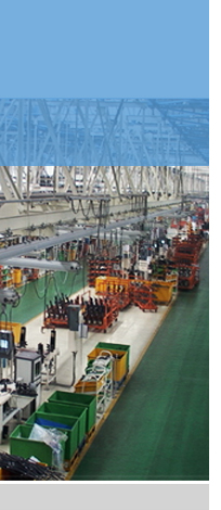 Engine and transmission assembly line, test and assembly equipment